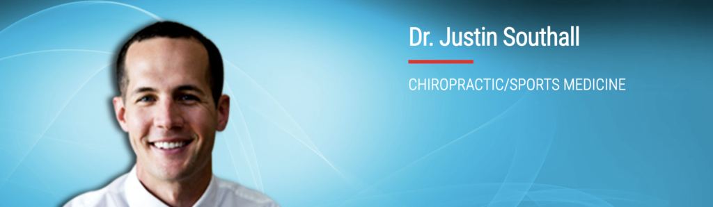 Dr. Justin Southall of Eastern Shore Chiropractic & Sports Clinic in Fairhope Alabama