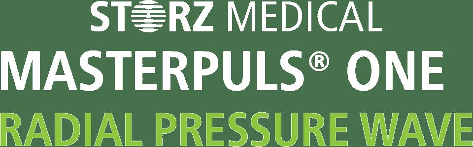 STORZ Medical MasterPuls One Radial Pressure Wave Machine