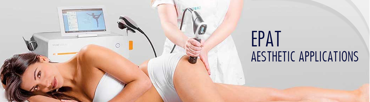 Acoustic Wave Therapy Cellulite Reduction Treatment