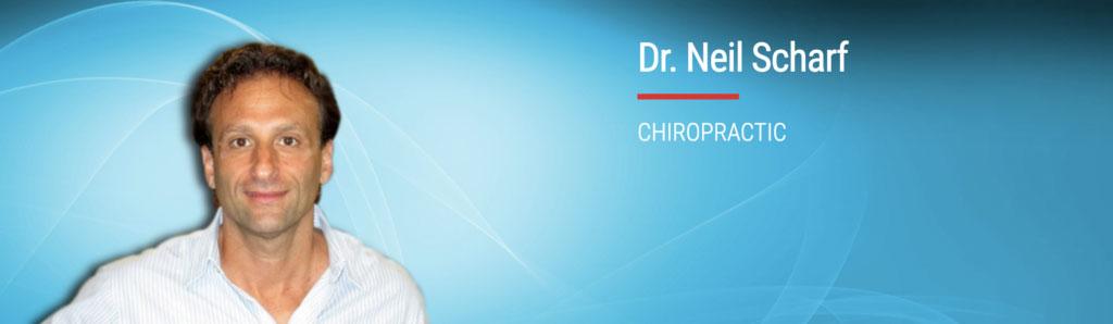 CHIROPRACTOR DR NEIL SCHARF Dr NeilScharf Chiropractic