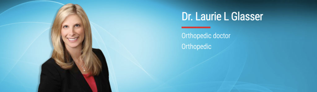 DR LAURIE L GLASSER Orthopaedic Institute Central Jersey
