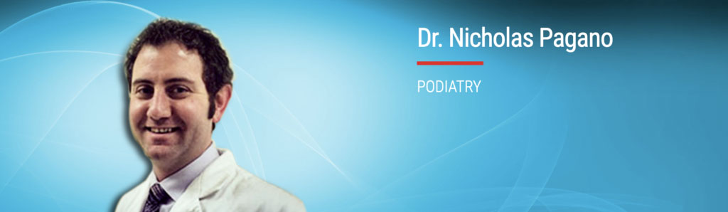 Dr Nicholas Pagano Podiatry Sports Medicine
