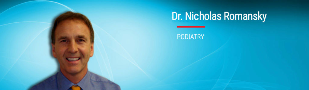 PODIATRIST DR NICHOLAS ROMANSKY Healthmark Foot and Ankle