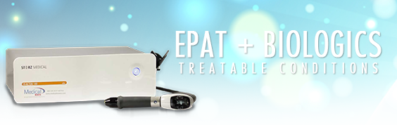 Regenerative Medicine Treatable Conditions EPAT Biologics