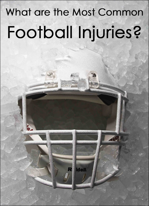 What are the Most Common Football Injuries?