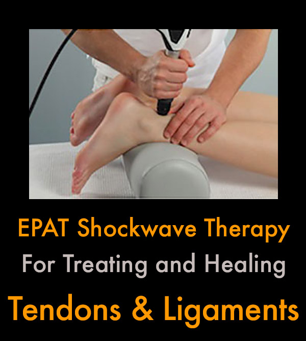 Tendons and Ligaments Treatment With EPAT Therapy