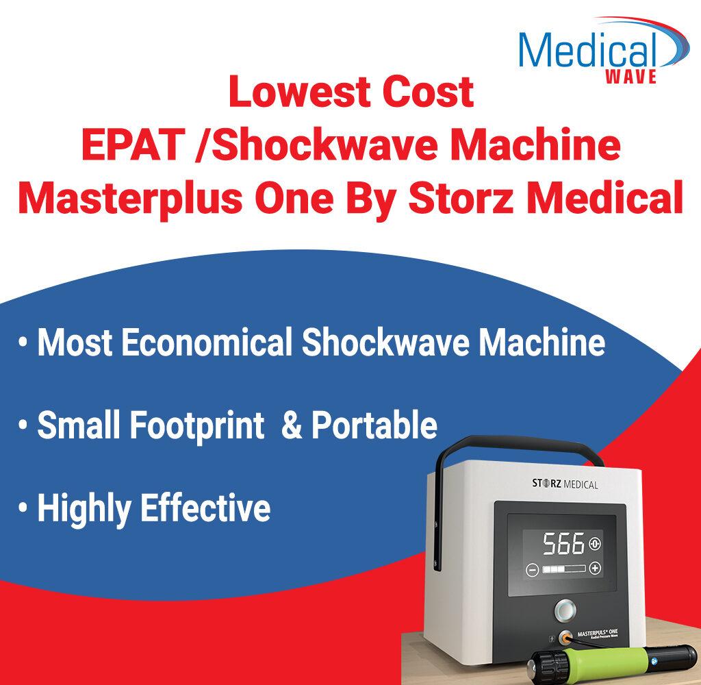 EPAT Shockwave Machine by Storz Medical
