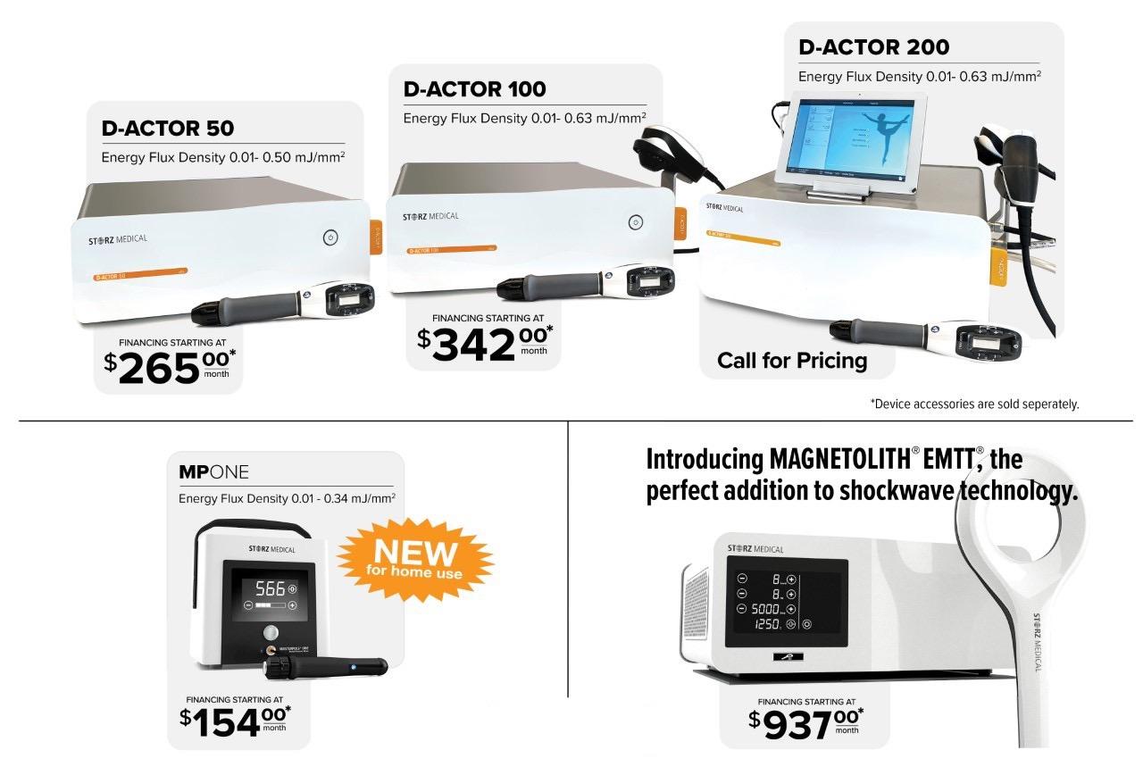 shockwave medical epat machine for sale