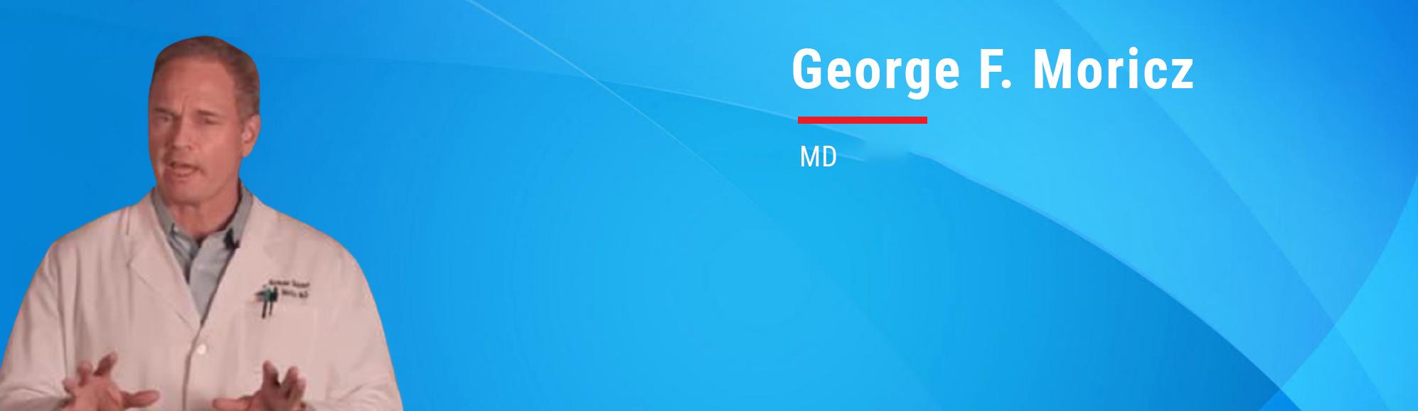 George F. Moricz, MD