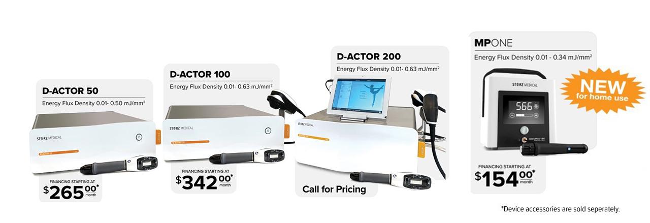 STORZ Medical Shockwave EPAT Machine For Sale